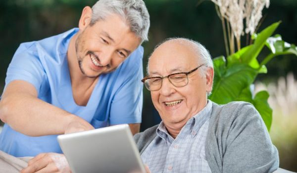 Deep Blue Communications assisted living WiFi