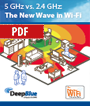 WiFi Whitepaper Cover: 5 GHz vs. 2.4 GHz
