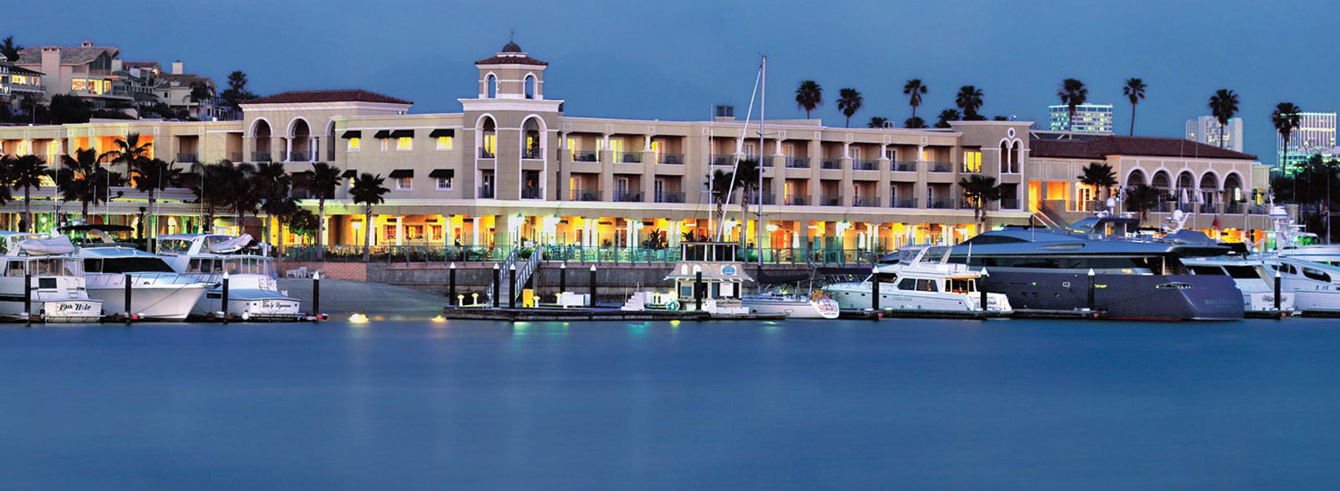 Balboa Bay Resort, one of Deep Blue's Hotel WiFi Clients