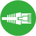 Cabling Infrastructure icon