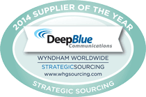 2014 Wyndham Worldwide Supplier of the Year