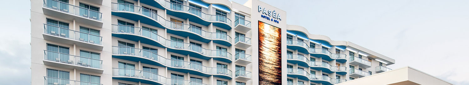 Pasea Hotel & Spa, a WiFi Client of Deep Blue