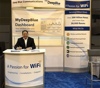 Deep Blue Communications - Hilton Hotels All Suites Conference