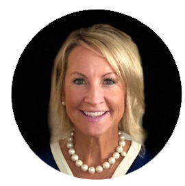 Gwen Purtell, Vice President of Hospitality Sales, Deep Blue Communications