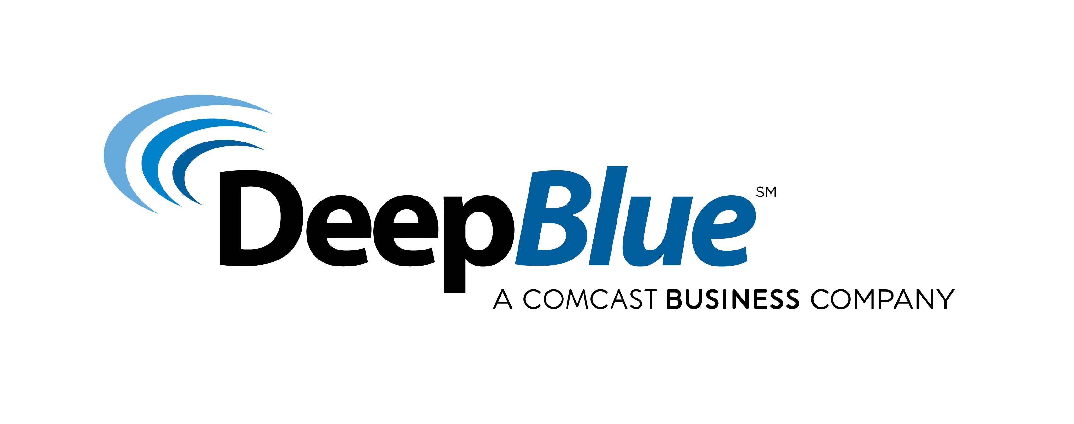 Deep Blue Comcast Business