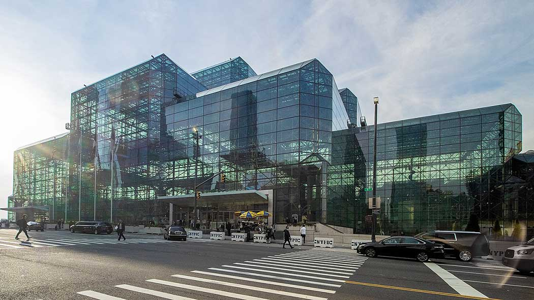 Javits Center in NYC