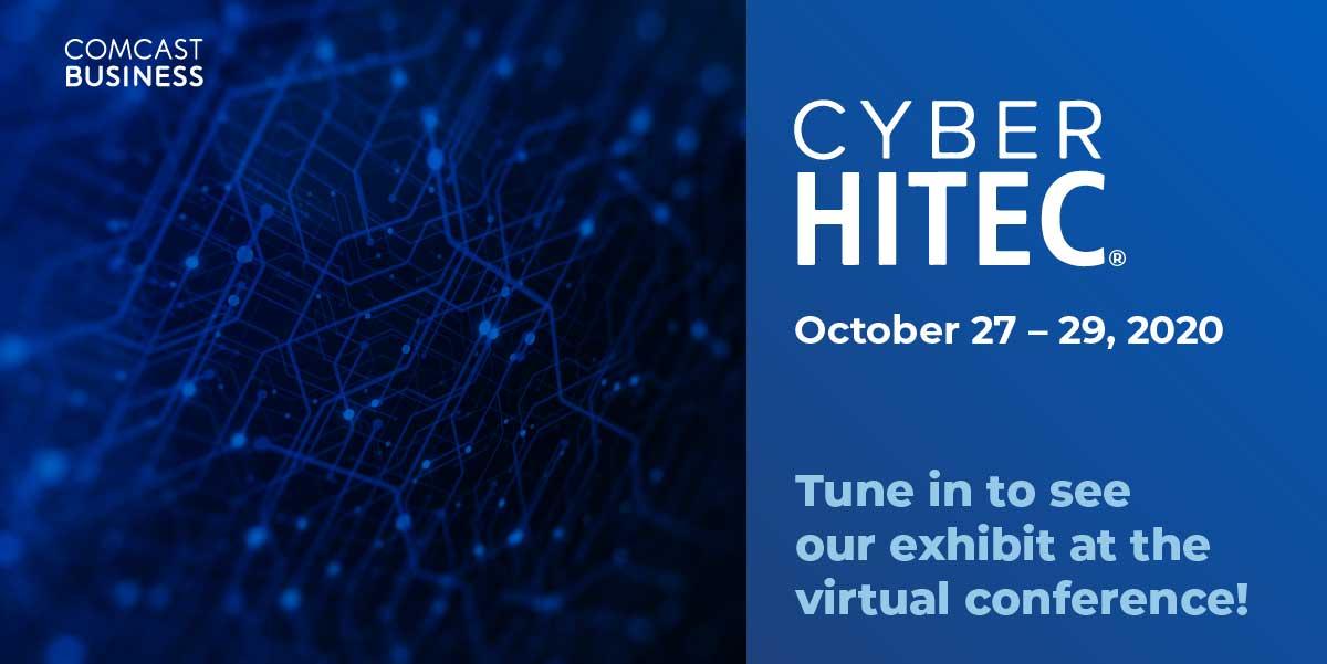 CYBERHITEC virtual conference banner